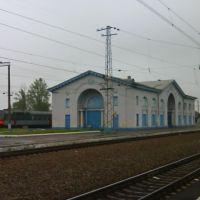 Станция Сухиничи-Узловые, Сухиничи
