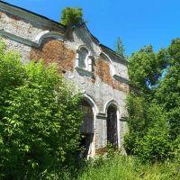 Сухиничи. Разрушенный Храм, Сухиничи