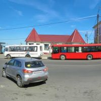 Сухиничи. Автостанция, Сухиничи
