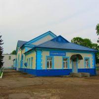 Вокзал, Сухиничи