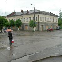 город после дождя. июнь 2008, Таруса