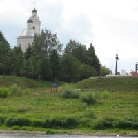 tarusa city, Таруса