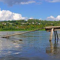 Рыбацкие мостки, Таруса