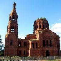 Воскресенская церковь, Ульяново