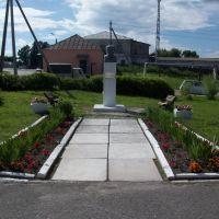 Памятник младшей сестре Ленина - Ульяновой М. И., Ульяново
