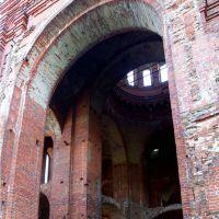 Воскресенская церковь (изнутри), Ульяново