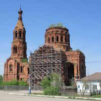 Ульяново. Церковь Иконы Божией Матери Знамение (2013), Ульяново