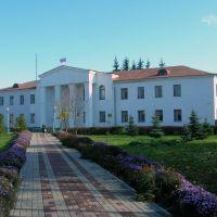 Администрация района, Ферзиково
