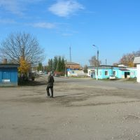 Привокзальная площадь, Ферзиково
