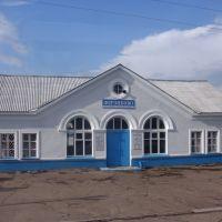 станция Ферзиково, Ферзиково