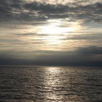 охоское море, Озерновский
