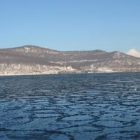 Зарождение льда, Вилючинск