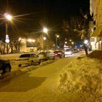 30.12.2011. ул. Мира, Вилючинск