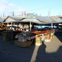 Рыбный рынок, Елизово