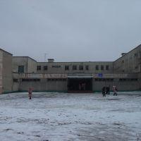 школа 8, Елизово