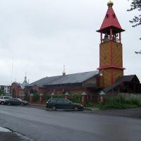 Храм, Елизово