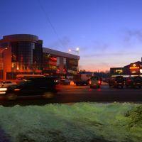 Камчатка. Елизово - создается новый архитектурный облик города, Елизово
