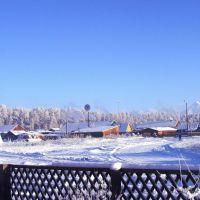 Зима_2005, Атласово