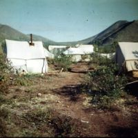 1972 год, река Правая Кондырева, Аянка