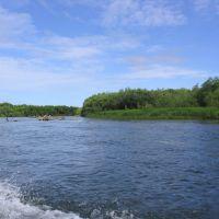 Bistraya River, Большерецк