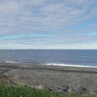 Охотское море. Черный, Большерецк