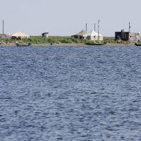 Parking of fishermen, Большерецк