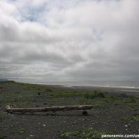 берег охотского моря/Sea of Okhotsk, Большерецк