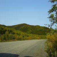 дорога в П. Камчатский, Большерецк