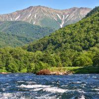 Река Быстрая, Большерецк