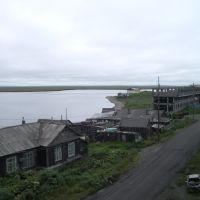 п.Октябрьский, Большерецк