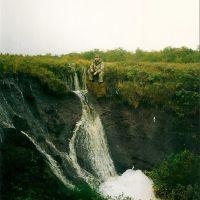 Ленкин водопад, Кировский