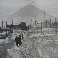 Поселок Ключи, полигон Кура 1962г., Ключи