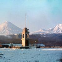 Ключевская сопка, 1980 г., Ключи