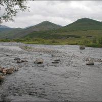 Река Быстрая вблизи кордона, Крапивная