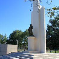 Памятник Ленину, Мильково