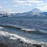 Sea. May, 6., Петропавловск-Камчатский