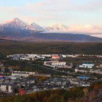 Petropavlovsk-Kamchatsky, Kamchatka Peninsula, Russia, Петропавловск-Камчатский