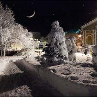Christmas Eve., Петропавловск-Камчатский