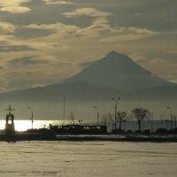 Avacha Bay, Petropavlovsk-Kamchatsky, Петропавловск-Камчатский