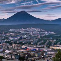 Панорама Петропавловска-Камчатского, Петропавловск-Камчатский