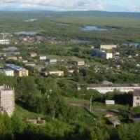 Панорама, июль 2008, Тигиль