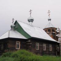 Церковь, Тигиль