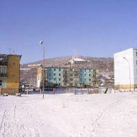 Зима, Тигиль