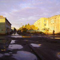 Главная Улица, Тиличики