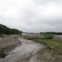 Протока Камчатка р.Большая, Усть-Большерецк