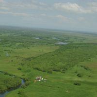 Река Большая, Усть-Большерецк
