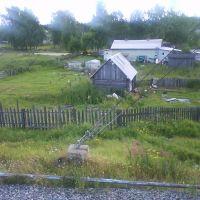 Деревня Деревней, Амбарный