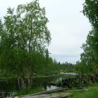 поселок АМБАРНЫЙ, Амбарный