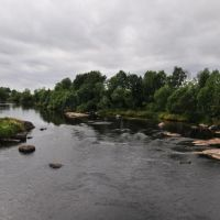 Сорока с моста... www.jeszczedalej.pl, Беломорск