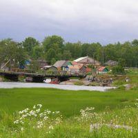 Беломорск Мост на о-в Сорокский, Беломорск